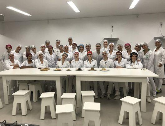 Inauguração Laboratório de Nutrição e Técnica Dietética