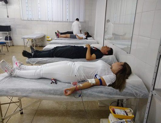 Campanha Doação de Sangue na UniFSP!