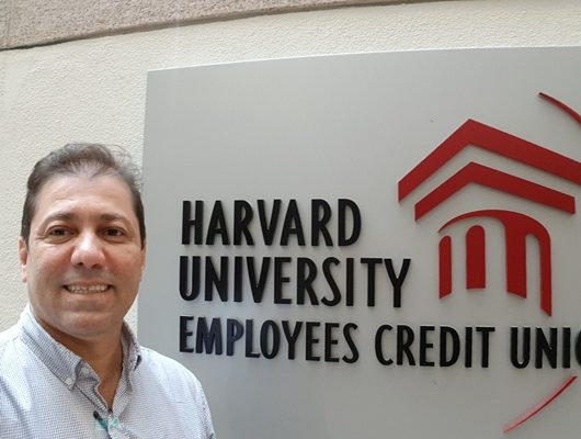 Professor da UniFSP Me. Reinaldo Abdala Jr, retorna do doutorado em Harvard-Boston