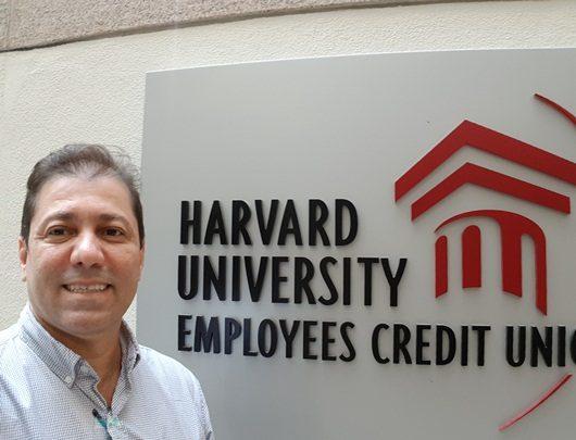 Professor da UniFSP Me. Reinaldo Abdala Jr, retorna do doutorado em Harvard-Boston