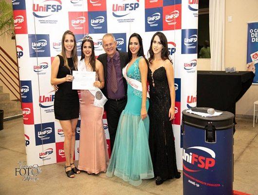 UniFSP premia Musa do Verão 2019 !!!