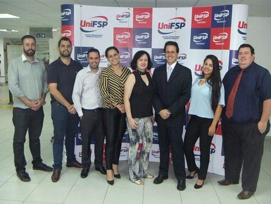 Comissão da OAB visita a UniFSP
