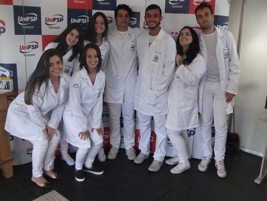 ABQM 2019: universitários da UniFSP dão show