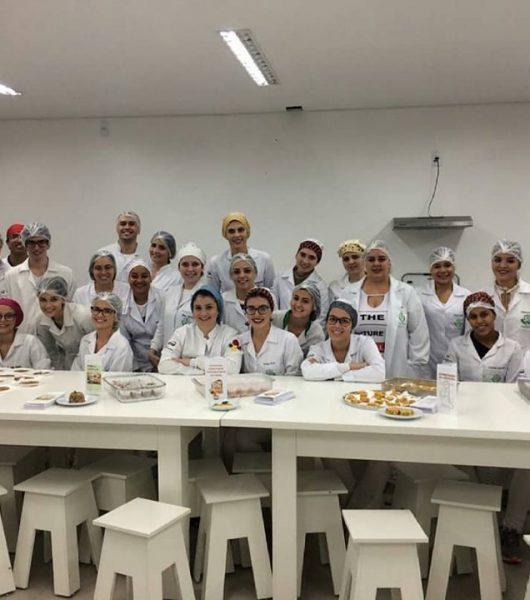 21 de Maio - Aula prática dos Alunos do Curso de Nutrição