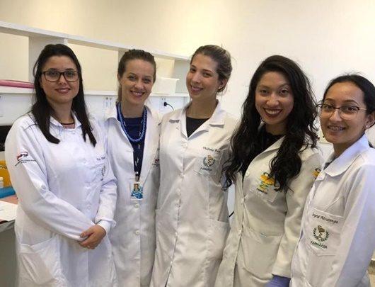 Visita técnica à Unidade de Pesquisa Experimental- UNIPEX- Faculdade de Medicina - Unesp - Botucatu