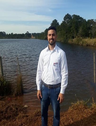 Barragem no município de Iaras corre o risco de ceder.
