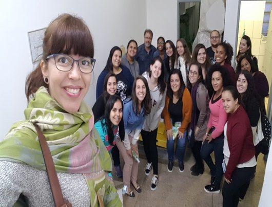 Alunos do curso de Pedagogia realizam visita Técnica à Estação de Tratamento de Água da Sabesp - Avaré