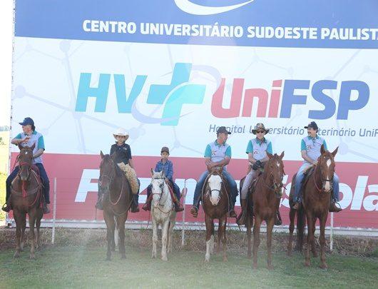 UniFSP realiza 3ª edição da Cavalgada em Avaré