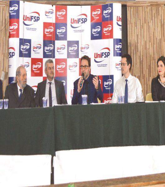 UniFSP traz Deltan Dallagnol para ministrar palestra em Avaré